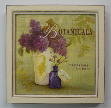 BLOSSOMS & HERBS, Angela Staehling