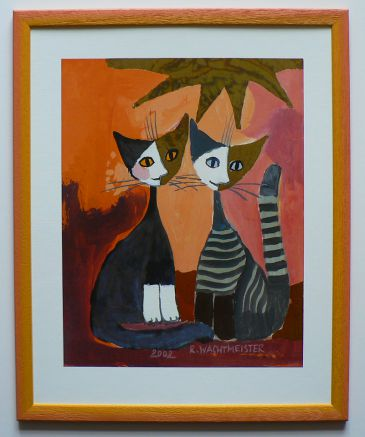 Obrazy RW - TOGETHER, Rosina Wachtmeister