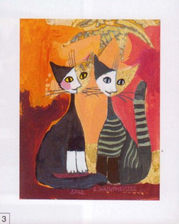 Obrazy  RW Together, Rosina Wachtmeister