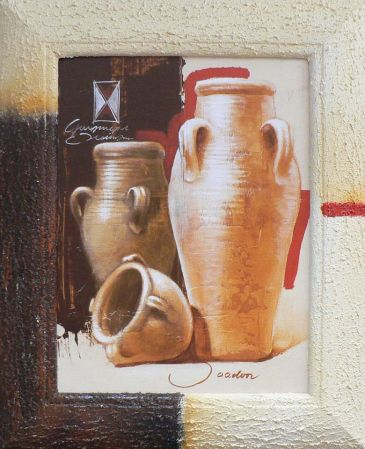 Amphora for Alexandra, Joadoor