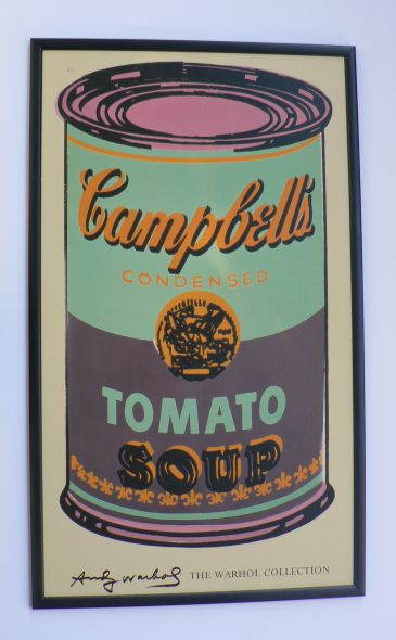 Obrazy - Campbell's Soup II, Andy Warhol