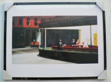 Obrazy - Nighthawks, Edward Hopper