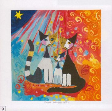 Obrazy  RW We want to be Together, Rosina Wachtmeister