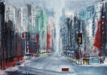 Reprodukce - Exclusive - Times Square, Bernd Klimmer