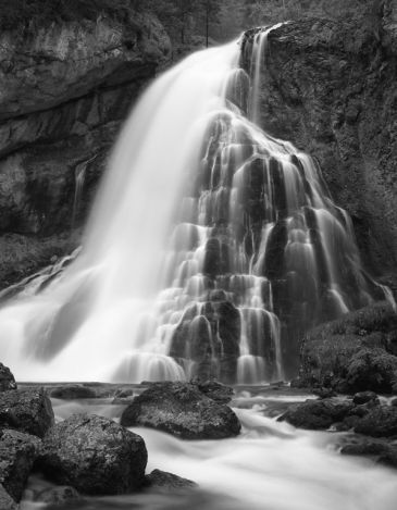 Reprodukce - Exclusive - Waterfalls II, Tom Weber