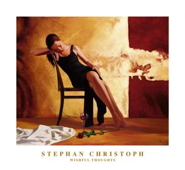 Reprodukce - Exclusive - Wishful thoughts, Stephan Christoph