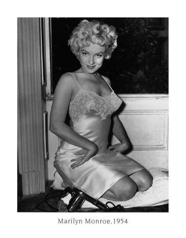 Reprodukce - Lidé - Actress Marilyn Monroe, Bettmann