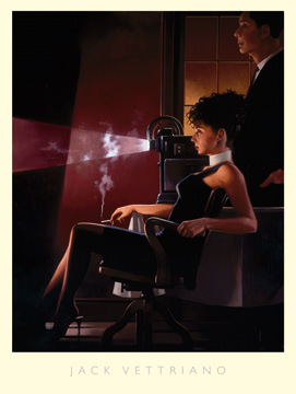 Reprodukce - Lidé - An Imperfect Past, Jack Vettriano